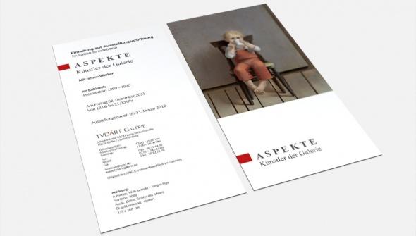 TVD ART Galerie Aspekte
